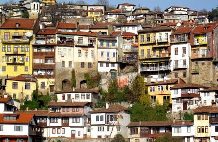Gamlebyen i Veliko Tarnovo