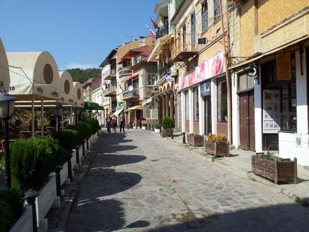 Gate i Veliko Tarnovo