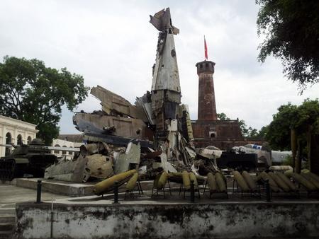 Militærmuseet i Hanoi