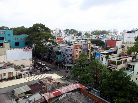 Ho Chi Minh byen