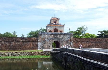 Citadellet i Hue