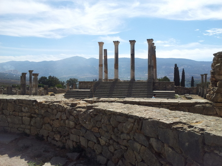 Romersk tempel