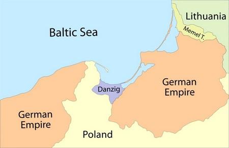 Landegrenser i 1939