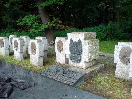 Symbolsk gravplass