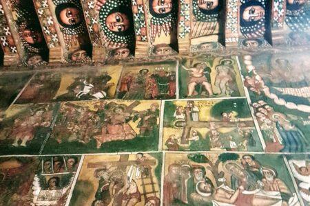 Debre Berhan Selassie kirken