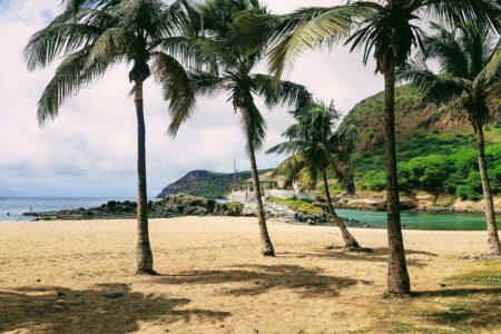 Stranden i Tarrafal
