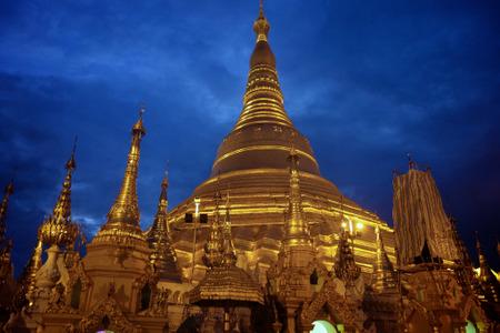Shwedagon-pagoden