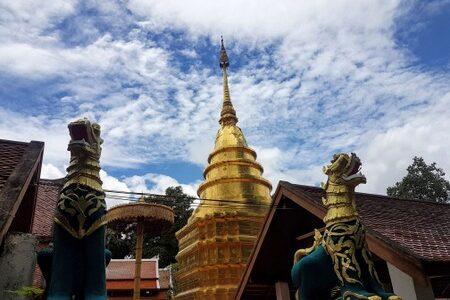 Wat Phra That Jom Thong
